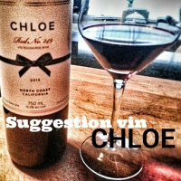 Suggestion vin: Chloe - Californie - rouge