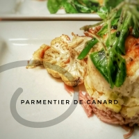 Parmentier de canard: Réconfort gastronomique...
