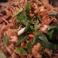 Sauté de légumes/Chop suey Thaï