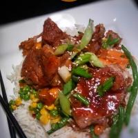 Côtelettes de porc à la chinoise: Pour cette saveur de spare ribs...