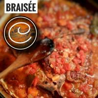 """Palette de veau braisée: """"Comfort food"""" assuré..."""