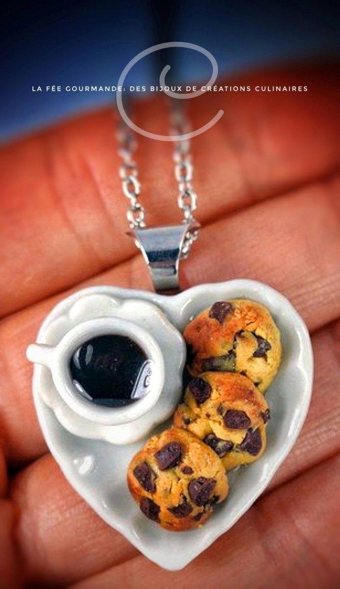 """Bijoux sucrés """"La Fée Gourmande"""": Des bijoux de créations culinaires beaux à croquer..."""