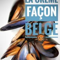 Moules à la crème façon Belge: Festin des mers à l'européenne...
