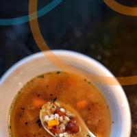 Soupe aux gourganes: Conserver la tradition en région