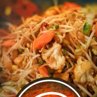 Sauté de légumes / Chop suey Thaï: Plaisirs exotiques...