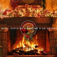 La bûche de Noël: Histoire et origine d'un dessert classique qui n'en était pas un...