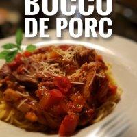 Osso bucco de porc: Gastronomie italienne accessible...