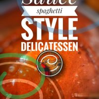 Sauce à spaghetti style delicatessen: Comme chez DaGiovanni...