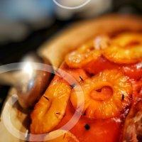 Jambon à l'ananas & érable: Classique & savoureux pour le temps des sucres...