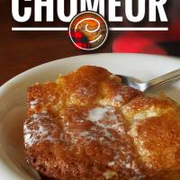 Pouding chomeur: Dessert classique du Québec...