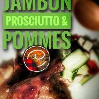 Pintade au jambon prosciutto & pommes: Plaisir volatile...